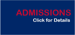 Admissions. Click for details.